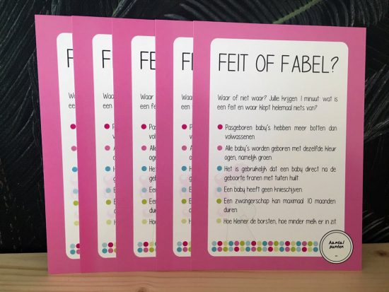 Spel: Feit of Fabel?